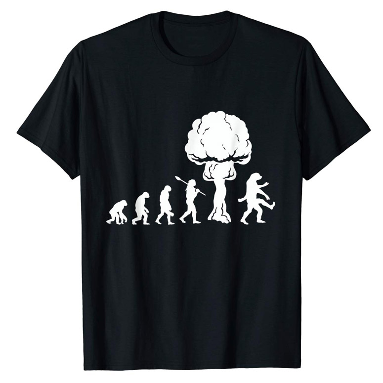 Nuclear Evolution T-Shirt