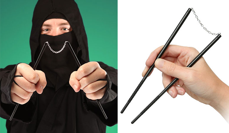 Nunchuck Chopsticks