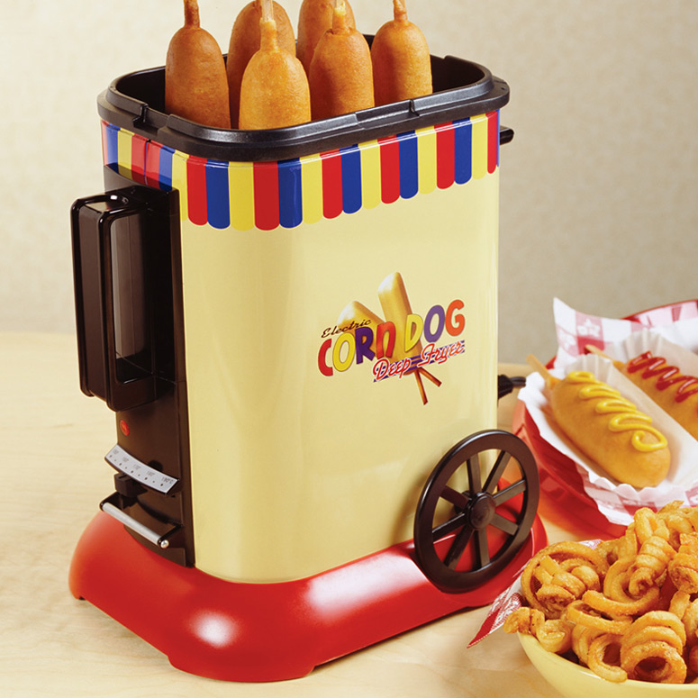 Old Fashioned Corn Dog Maker