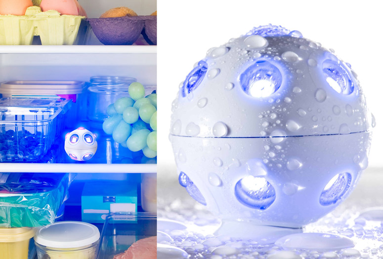 Orb - Mold and Germ Destroying Blue UV Light Balls