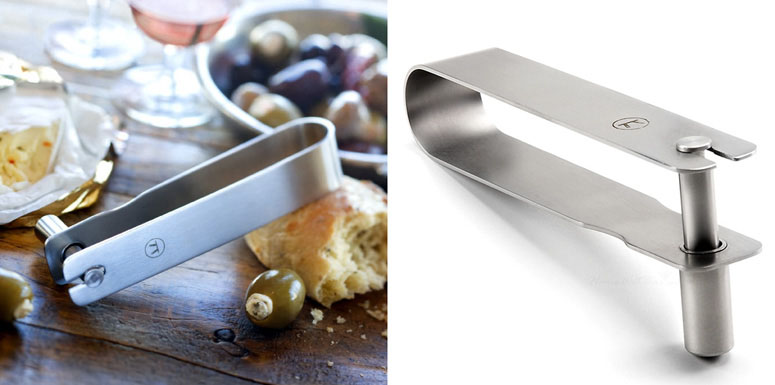 Outset Stainless Steel Olive Stuffer