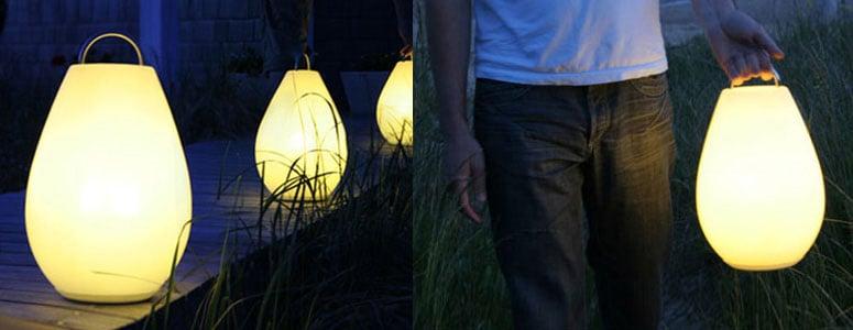 Attractive OXO Candela Luau Portable Lamp Home Design Ideas
