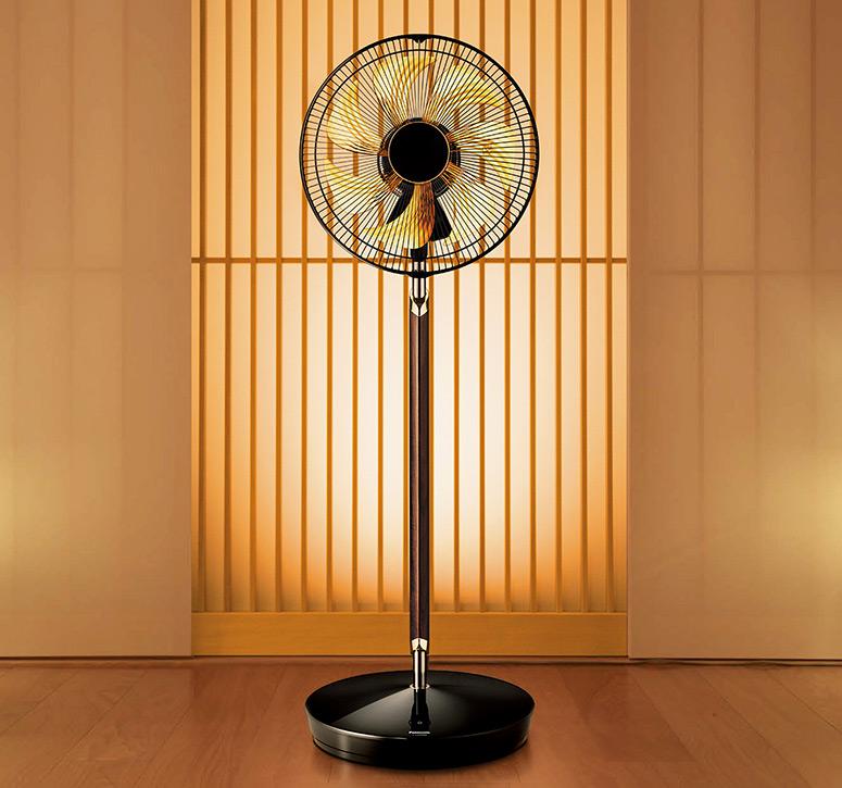 Panasonic Rinto Luxurious Pedestal Fan