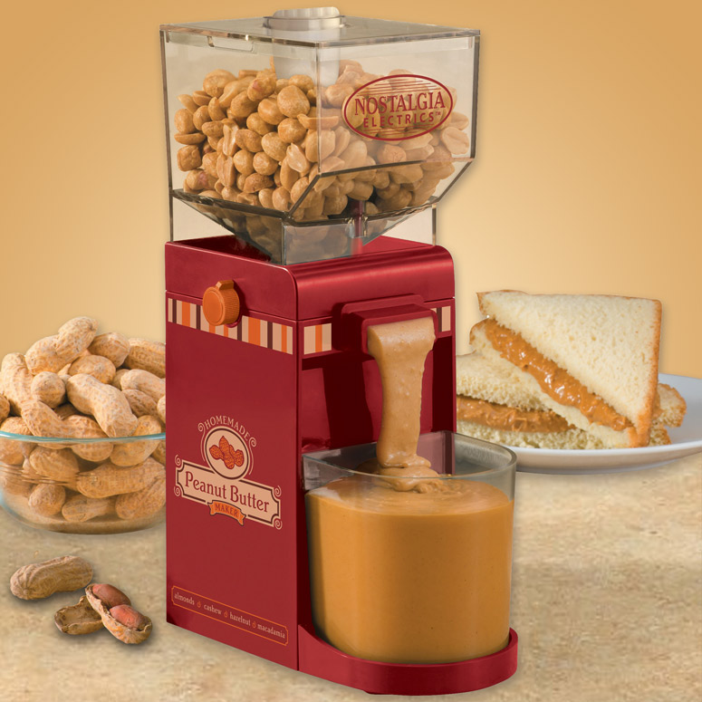 Peanut Butter Machine