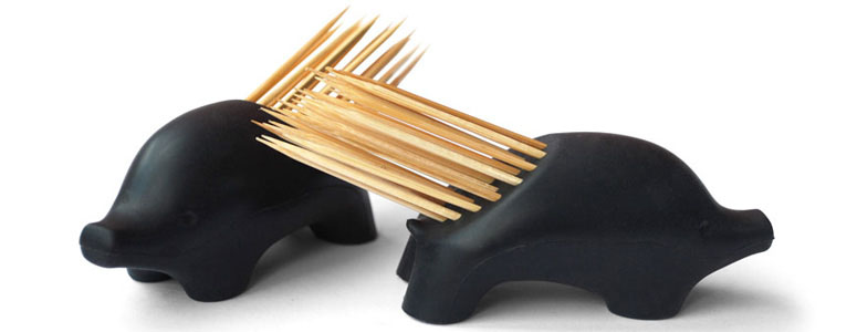PickUrPine - Porcupine Toothpick Holder