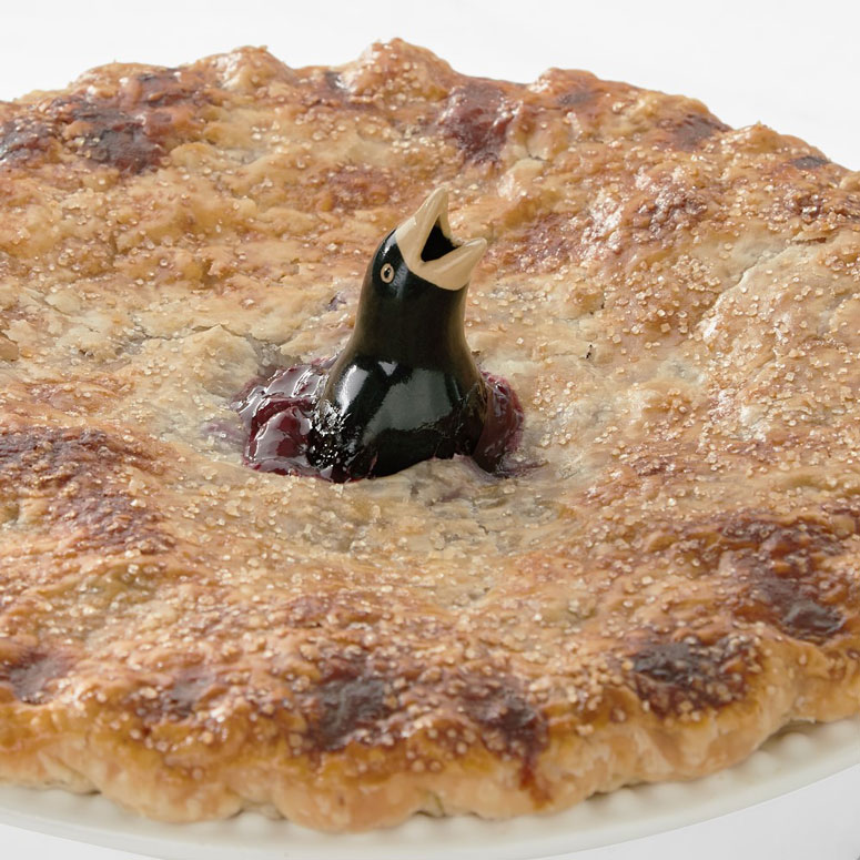 Pie Birds - Prevent Deflation, Boil-Overs, and Sagging Crusts