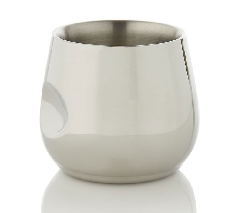 Pinch - Double-Walled Stainless Steel Tea Cup
