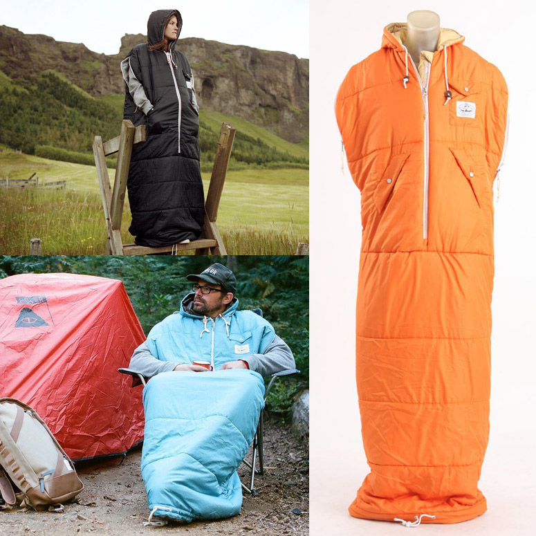 Poler Napsack - Wearable Sleeping Bag