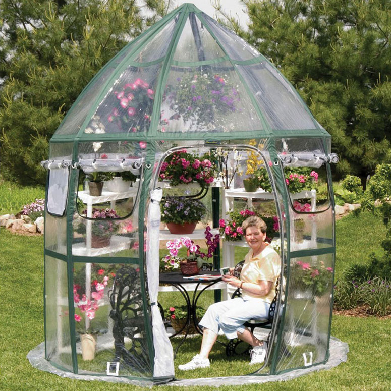 Portable Anywhere Greenhouse