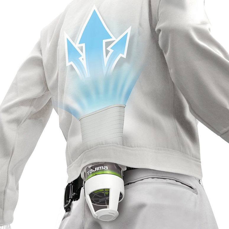 Portable Shirt Or Jacket Air Conditioner The Green Head