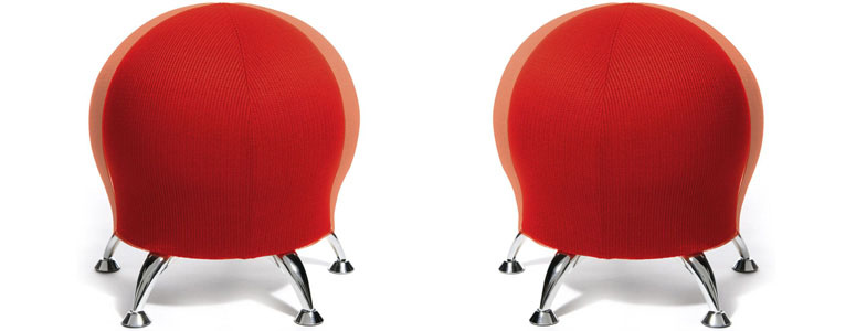 Superbe Posture Improving Exercise Ball Chair