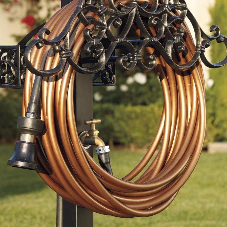 Premium Drink Safe Copper Garden Hose