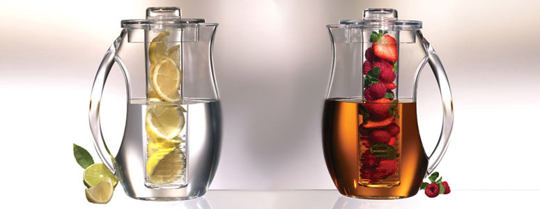 Prodyne Fruit Infusion Acrylic Pitcher