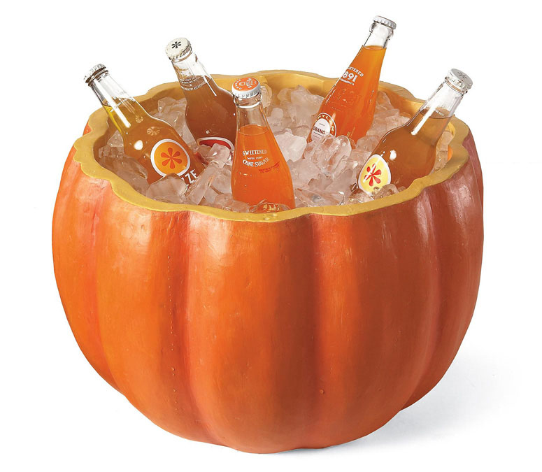 Pumpkin Beverage Tub