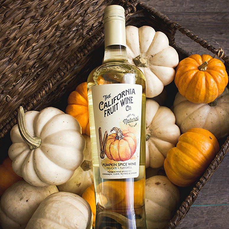 Pumpkin Spice Wine