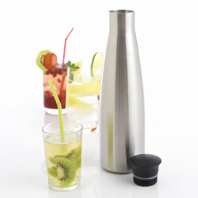 Purefizz Soda Maker - Instantly Carbonate Water, Juice, Cocktails, and More