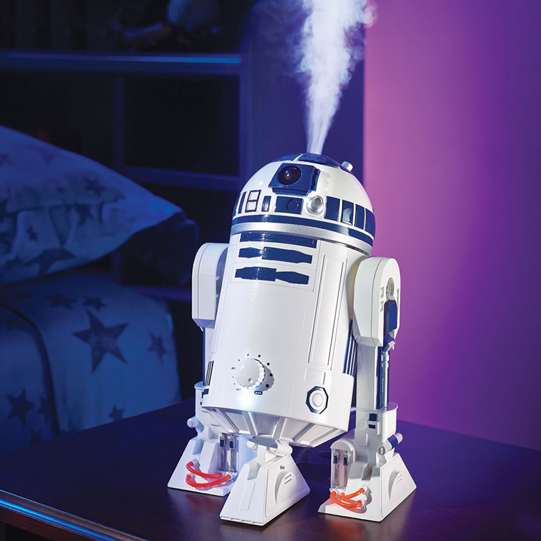 R2 D2 Tabletop Humidifier
