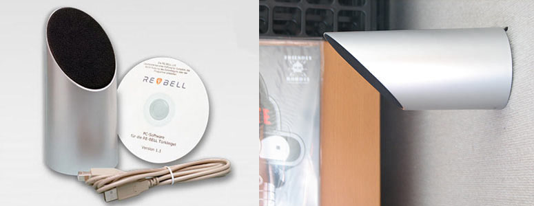 Re-Bell USB Doorbell - Add New Sounds Whenever You Want