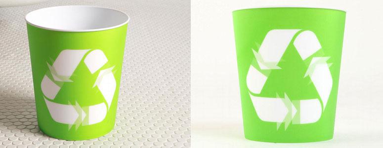 Recycle Bin Wastebasket