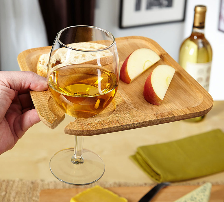 Reusable Bamboo Party Plates : bamboo wine plates - pezcame.com