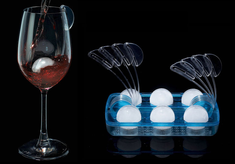 Reusable Wine Ice Balls The Green Head