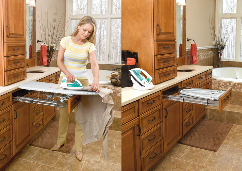 Rev A Shelf Pull Out Ironing Board