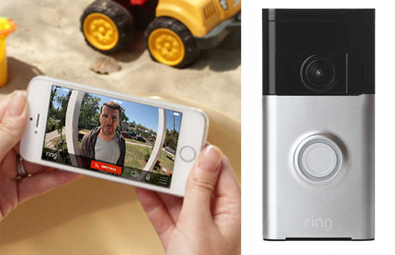 Ring - Video Smart Doorbell