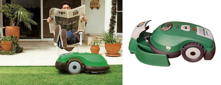 RoboMower RL1000 Robotic Lawn Mower w/ Docking Station