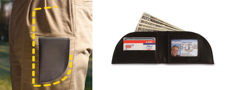 Rogue Wallet - Front Pocket Wallet