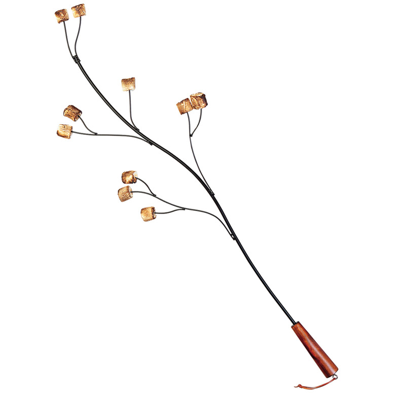 Rome's Marshmallow Tree Fork