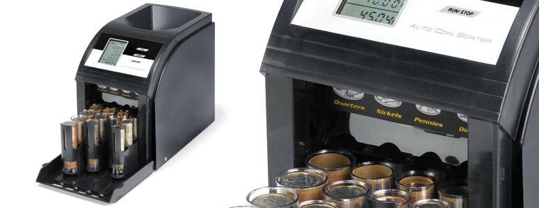 Royal Sovereign - High-Capacity Digital Coin Sorter - The ...