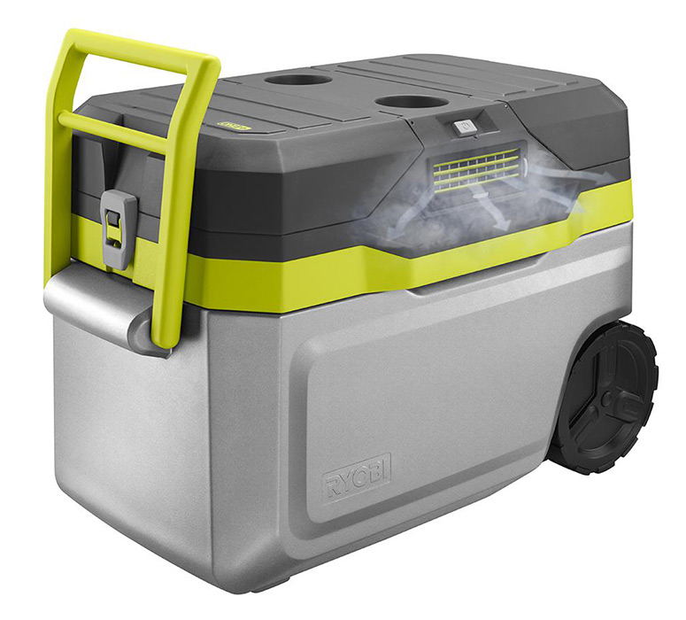 Ryobi Air Conditioned Drink Cooler Air Cooler The Green Head