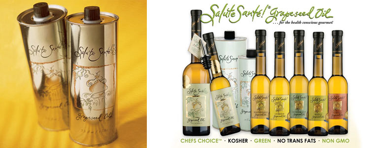 Salute Sante Grapeseed Oil