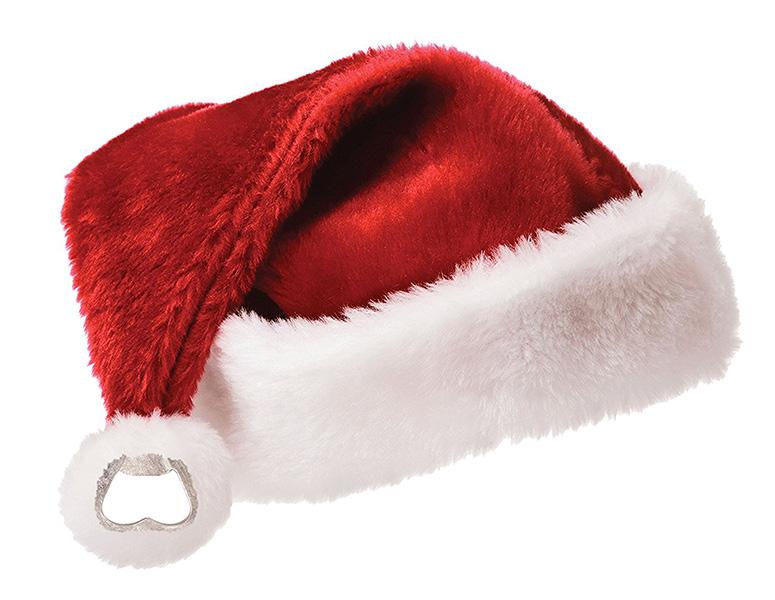 Santa Hat Bottle Opener The Green Head