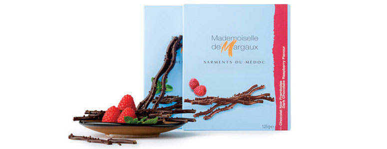 Sarments Du Medoc Chocolate Twigs