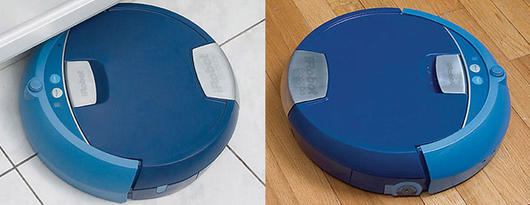 iRobot Scooba - Floor Washing Robot