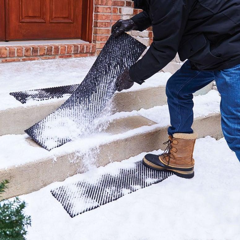 Secure Step   Anti Slip Stair Treads