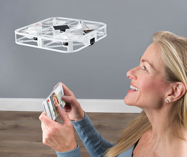 selfie drone the green head. Black Bedroom Furniture Sets. Home Design Ideas