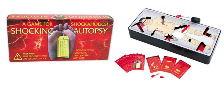 Shocking Autopsy Game