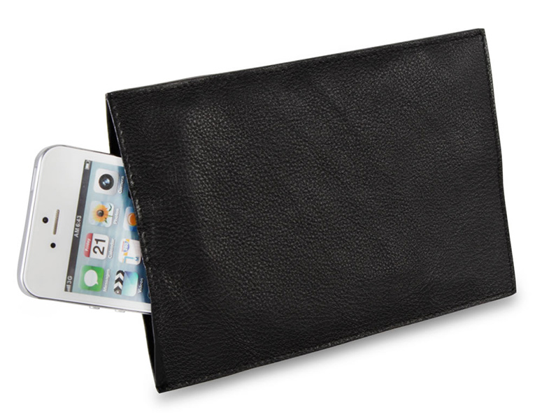 SilentPocket - Cell Phone Silencing Pouch