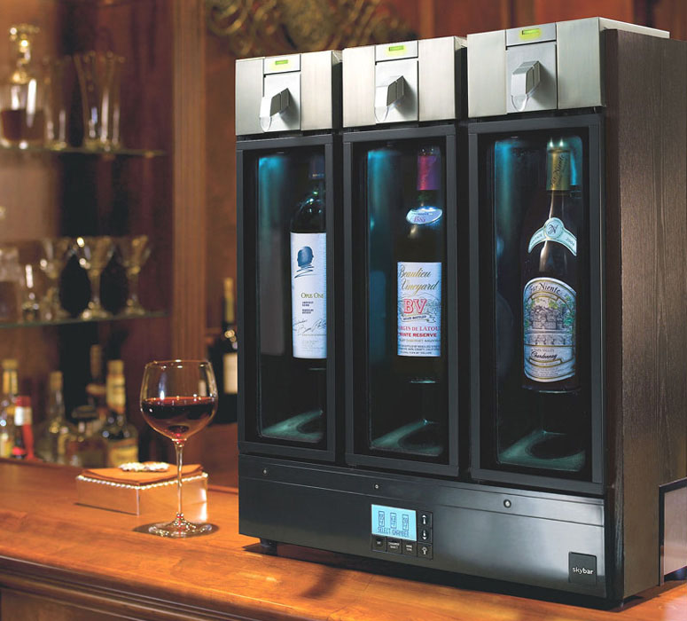 Skybar - Ultimate Wine Preservation & Optimization System