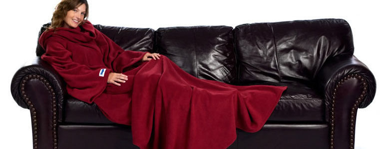 Slanket - Ultimate Blanket with Sleeves!