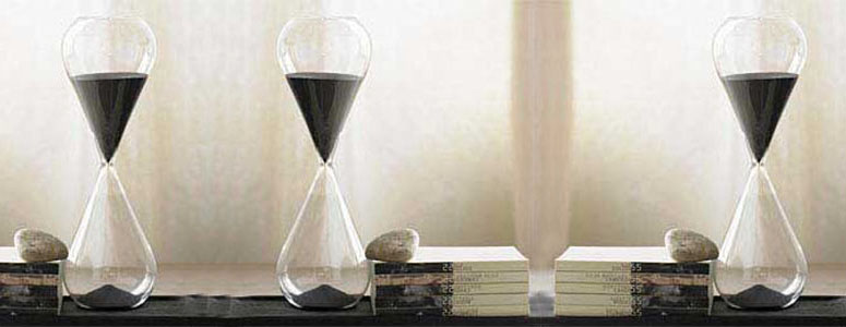 Sleek Hour-By-Hour Glass
