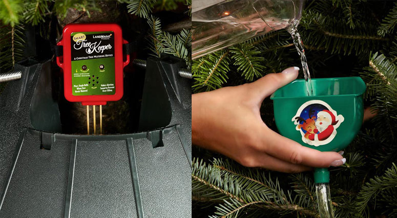 Christmas Tree Watering Device