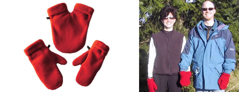 Smittens Romantic Mittens For Holding Hands The Green Head