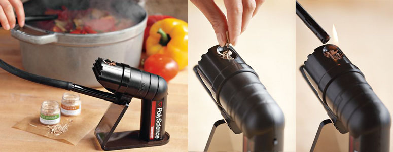 Smoking Gun - Handheld Food Smoker