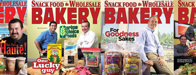 FREE - Snack Food and Wholesale Bakery Magazine