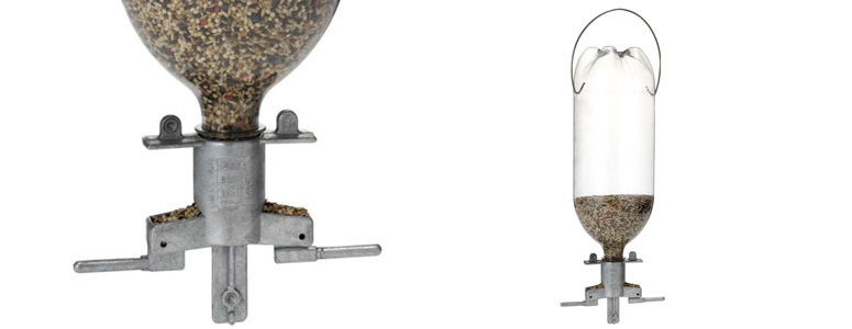 Eco-Friendly Soda Bottle Bird Feeder Kit