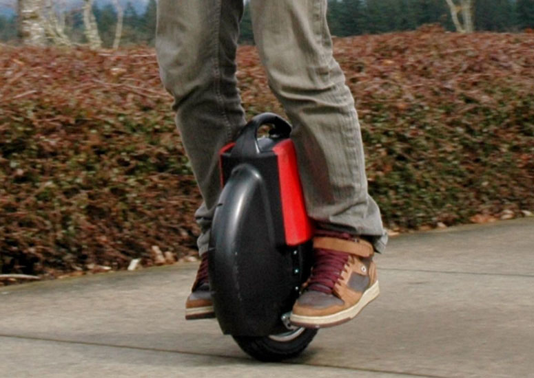 Solowheel BC - Self-Balancing Electric Unicycle - The