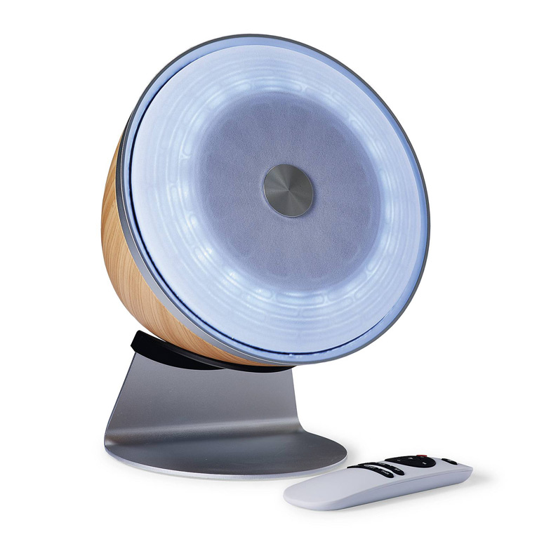 Spülbecken Outdoor = soundvibes  illuminated outdoor bluetooth speaker  the